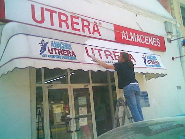 Limpieza de toldos for Limpieza de toldos